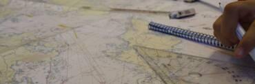 Navigationskurser kustskepparintyg